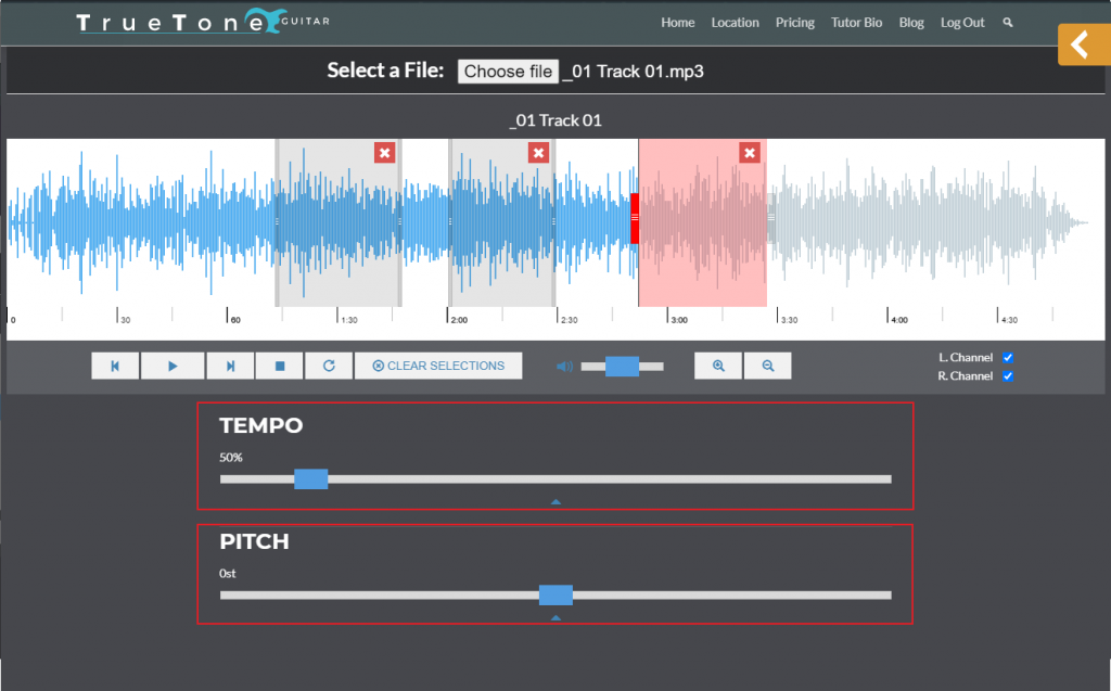 3. Music Speed Changer - Change Speed and Pitch
